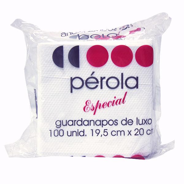 Guardanapos Pérola - 100uni.