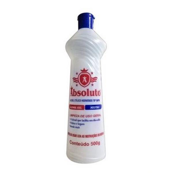 Álcool Gel 70º - Absoluto - 500 g