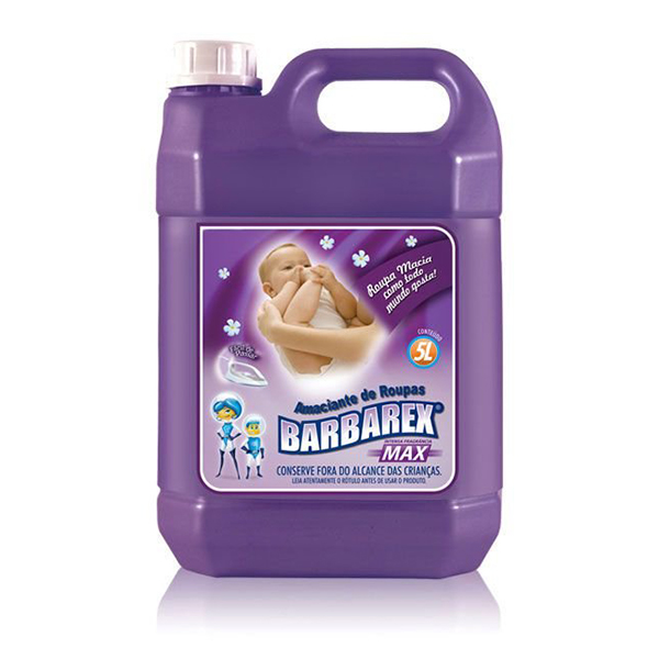 Amaciante - Barbarex Max - 5 Litros