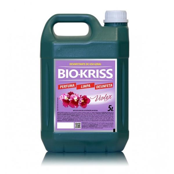 Desinfetante Violex - Bio-Kriss - 5 Litros