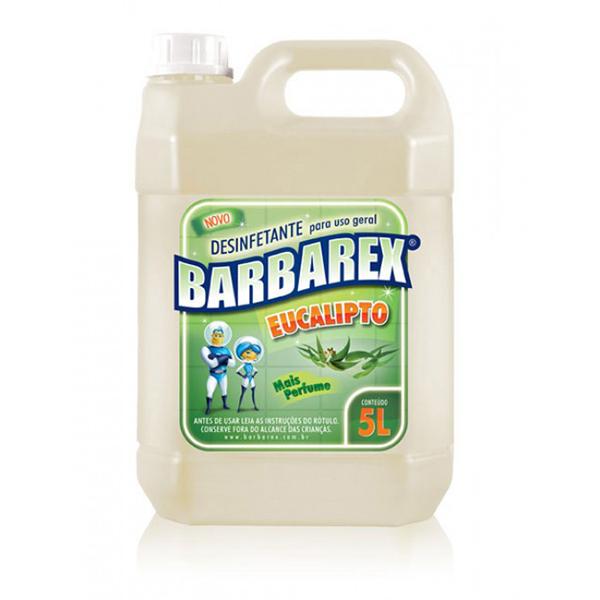 Desinfetante Eucalipto - Barbarex - 5 Litros