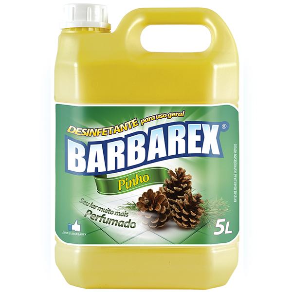 Desinfetante Pinho - Barbarex - 5 Litros