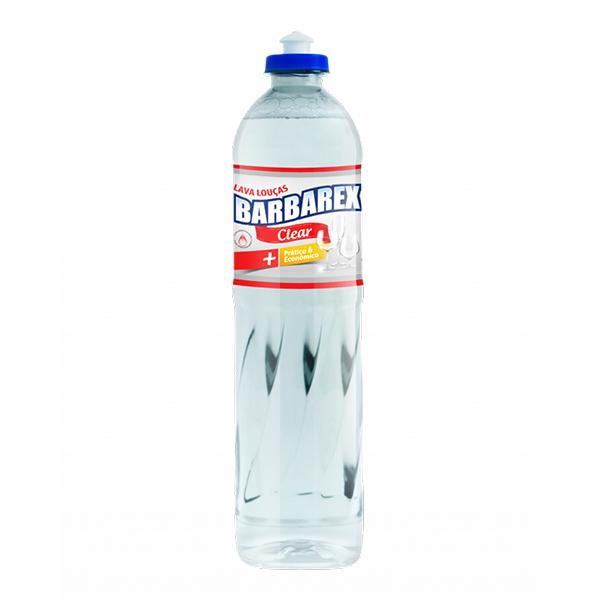 Detergente Clear - Barbarex - 500 ml