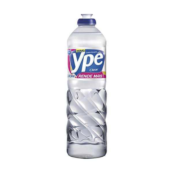 Detergente Clear - Ypê - 500 ml
