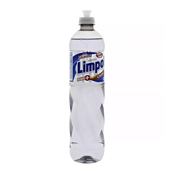 Detergente Cristal - Limpol - 500 ml