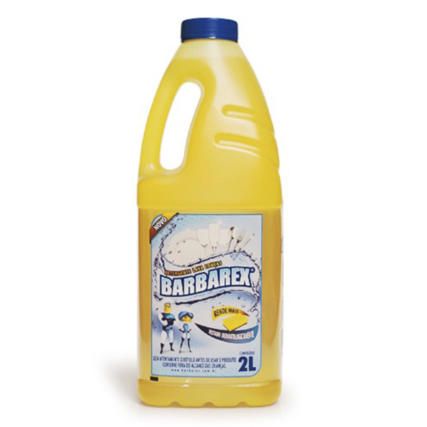Detergente Neutro - Barbarex - 2 Litros