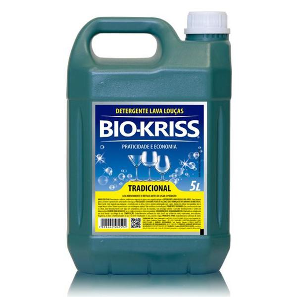 Detergente Neutro - Bio-Kriss - 5 Litros