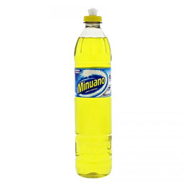 Detergente Neutro - Minuano - 500 ml