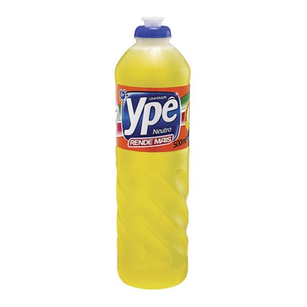 Detergente Neutro - Ypê - 500 ml