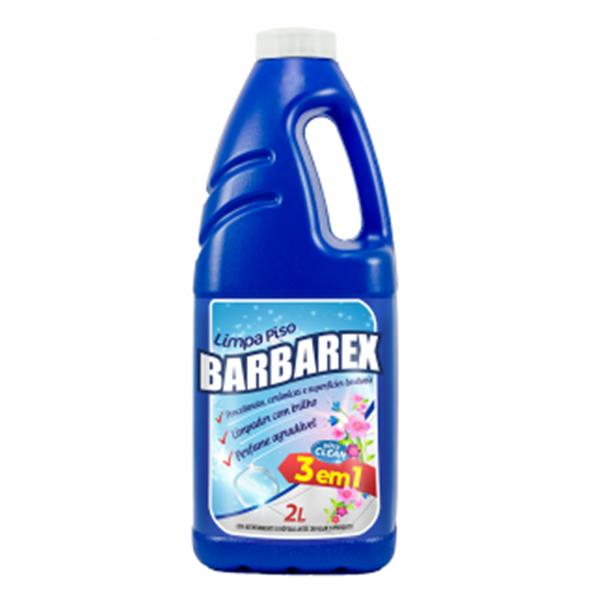 Limpa Piso - Barbarex - 2 Litros