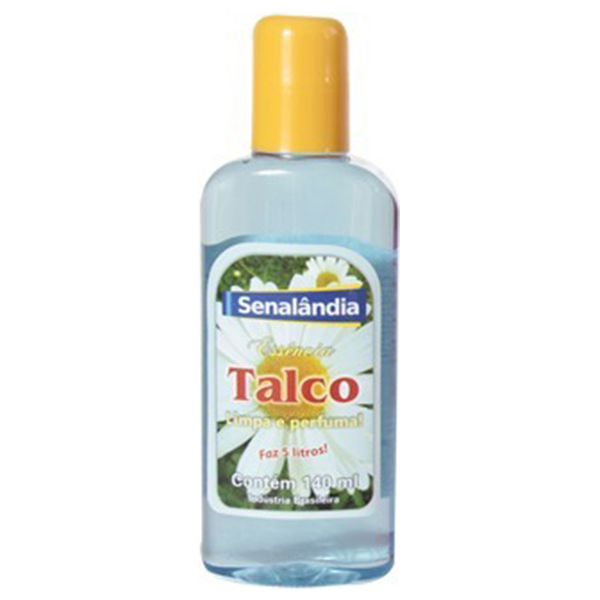 Odorizante Talco - Senalândia - 140 ml