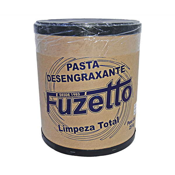 Pasta Desengraxante - Fuzetto - 25 kg