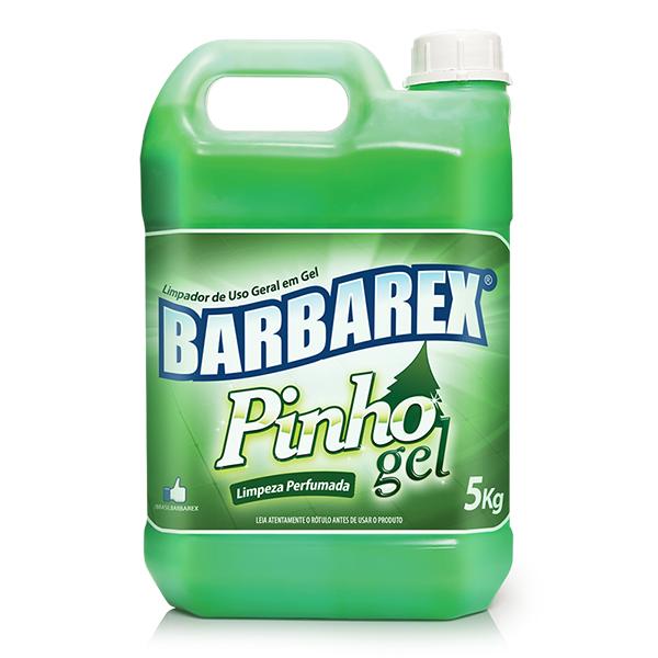 Pinho Gel - Barbarex - 5 Litros