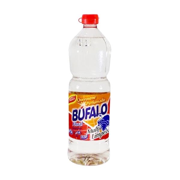 Querosene Perfumado Floral - Búfalo - 500 ml