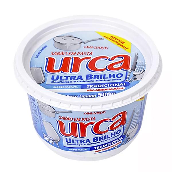 Sabão em Pasta - Urca - 500 g