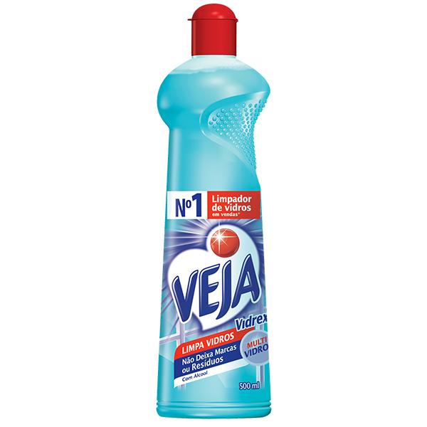 Veja Vidrex - Squeeze - 500 ml