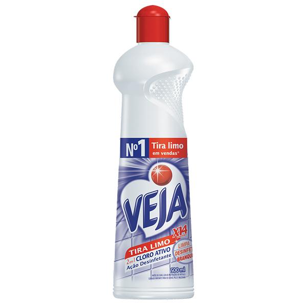 Veja X14 Tira Limo - Squeeze - 500 ml