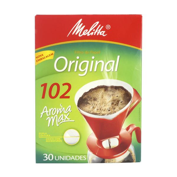 Filtro para Café 102 - Melitta - 30 und
