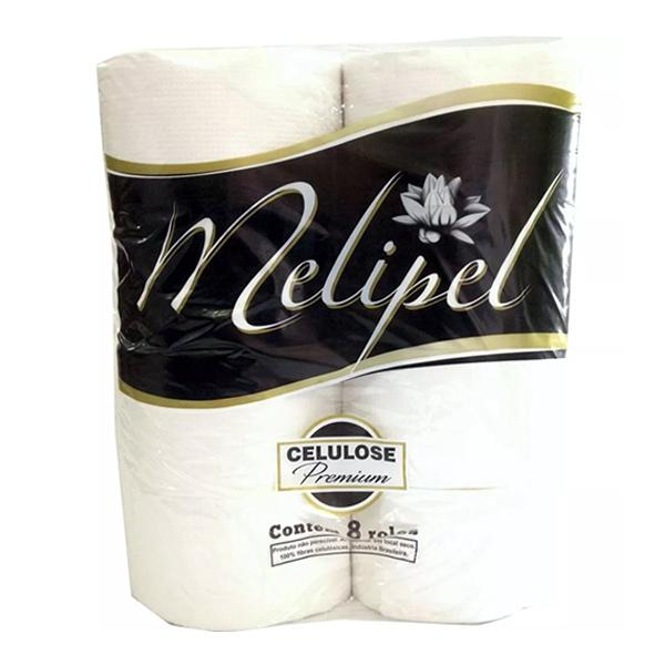 Papel Higiênico Institucion. 100% Celulose - Melipel