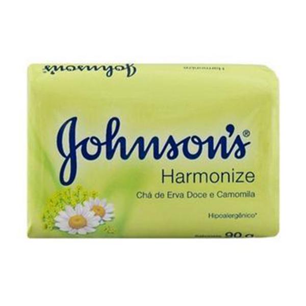 Sabonete Harmonize - Johnson's - 90 g