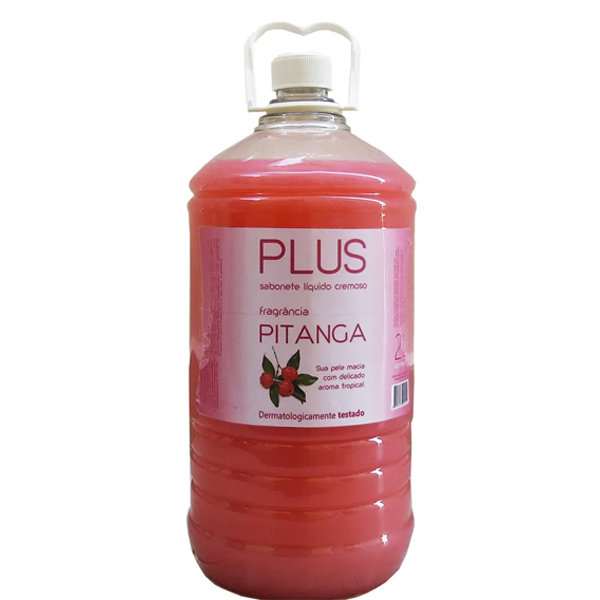 Sabonete Líquido Pitanga - Plus - 2 Litros