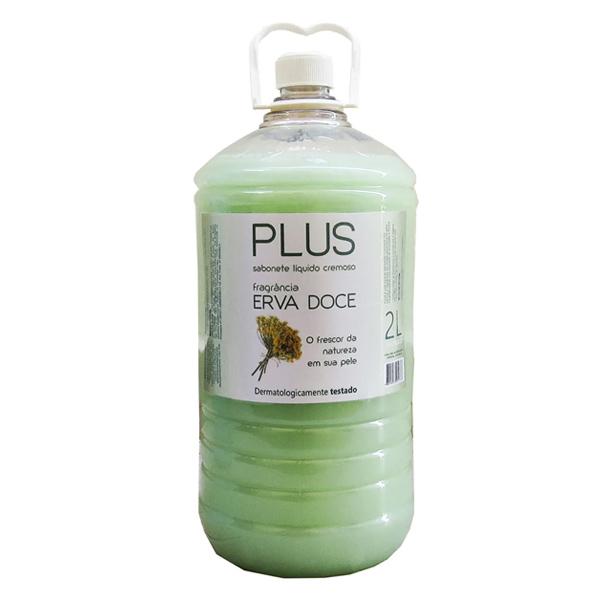 Sabonete Líquido Erva-doce - Plus - 2 Litros