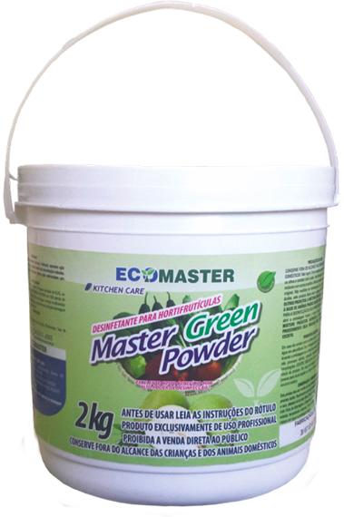 Master Green Powder - 2 kg - Hortifruti