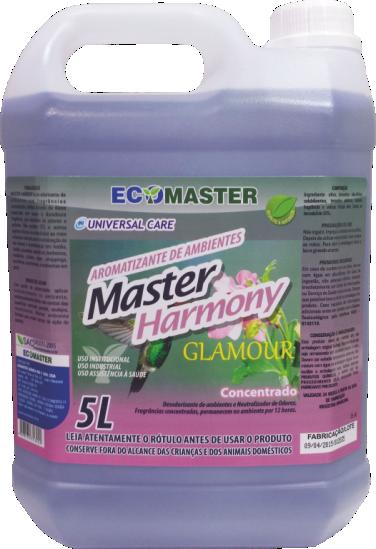 Master Harmony Glamour - 5 lts - Aromatizador