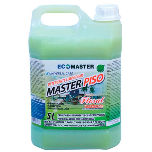 Master Piso - Floral - 5 lts - Limpador