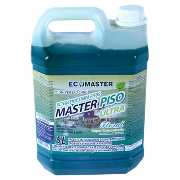 Master Piso - Ultra Floral - 5 lts - D. Supe.