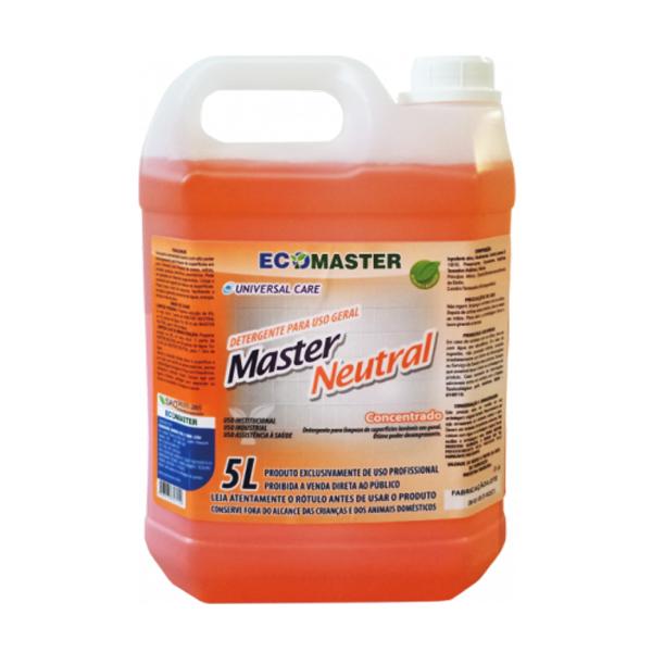Master Neutral - Det. Neutro - 5 lts