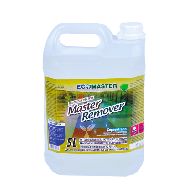 Master Remover - 5 lts - Removedor