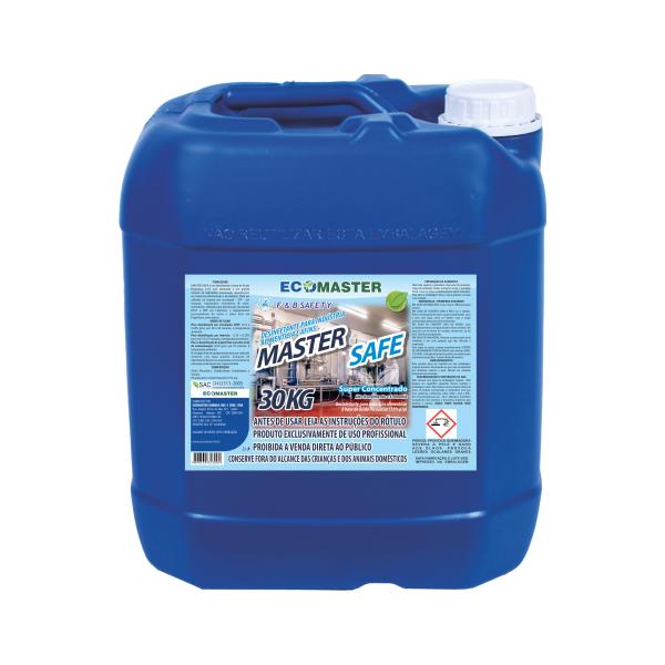 Master Safe - 30 kg - Desinf. Peracético