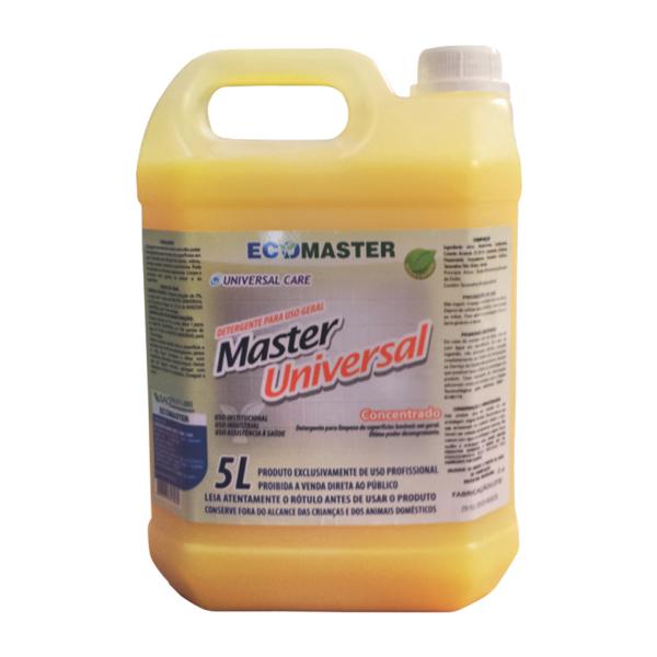 Master Universal - 5 lts - Detergente Desengraxante