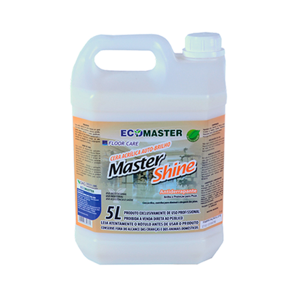 Master Shine - 5 lts - Impermeabilizante