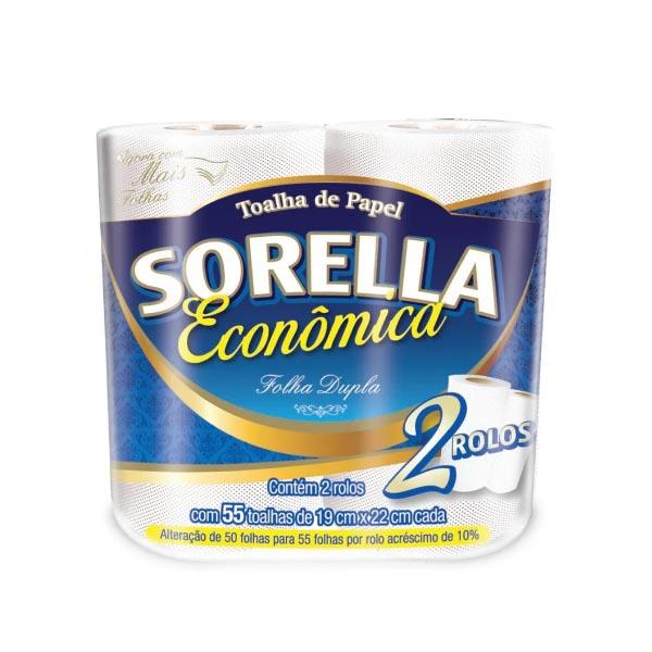 Papel Toalha - Cozinha - 12x2 - Sorella