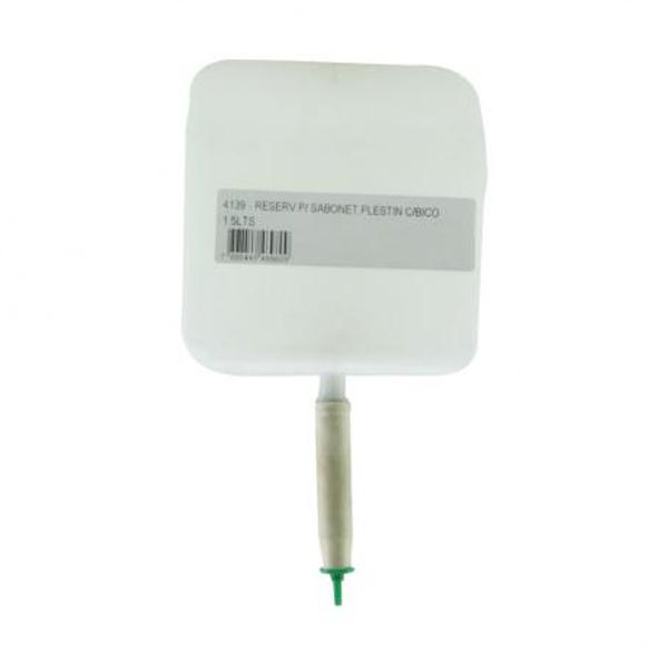Reservatório para Saboneteira - Plestin - 1,5 Litro